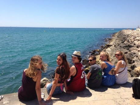 Spanish course for teens in Barcelona