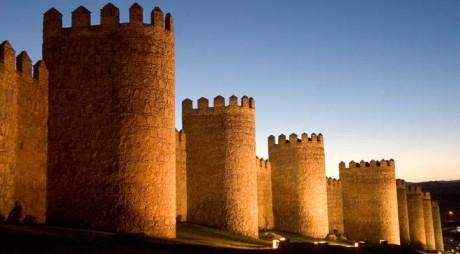 Avila-walled-city-spanish-language-school-tour