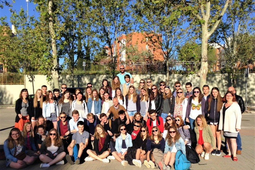 School-trip-to-Madrid-region-with-homestay