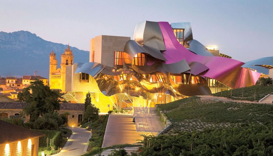 study-travel-company-view-of-marques-de-riscal-hotel-in-elciego