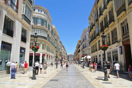 school-trip-to-malaga-view-of-calle-larios