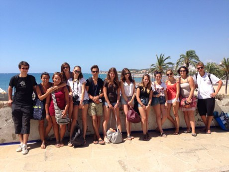 school-trips-to-barcelona-in-sitges