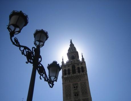 La Giralda es una visita obligada en un viaje escolar a Sevilla