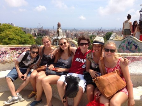 Spanish_summer_Course_for_teens_in_Barcelona